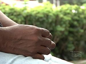 Mulher relata agressões por companheiro usuário de drogas em São Luís (Foto: Reprodução/TV Mirante)