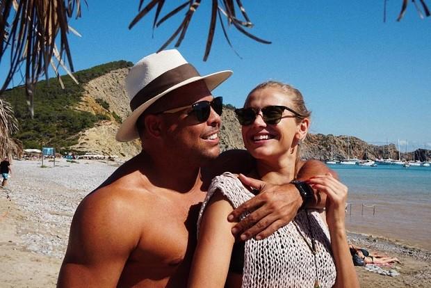 Celina Locks faz declaração para Ronaldo Fenômeno  (Foto: Reprodução Instagram)