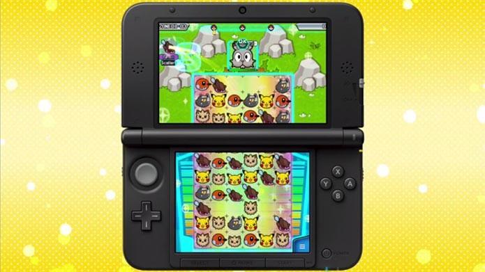Alinhe três Pokémons para criar ataques (Foto: Divulgação)