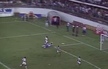 Na memória: Santos vence Palmeiras por 3 a 1 no Brasileirão de 1993