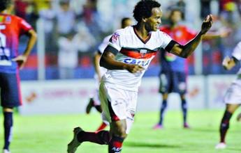 Magno Cruz desponta como destaque do Atlético-GO no início da temporada