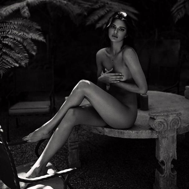 Kendall Jenner (Foto: Instagram/Reprodução)