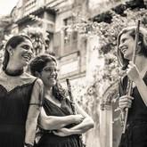 Trio Capitu (Foto: Leo Aversa/Divulgação)