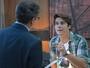 Rodrigo invade escritório de Miguel e o enfrenta