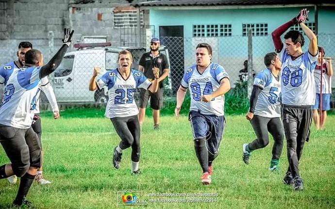 Dobbins FA promove seletiva para novos atletas em Vila Velha (Foto: Léo Silveira)