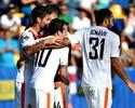 Copa da Ucrânia: Bernard dá assistência, Eduardo faz golaço, e Shakhtar avança