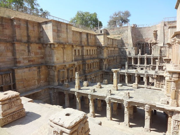 Arquitetura indiana (Foto: Victoria Lautman)