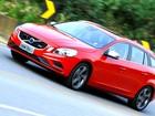 Veja as fotos do novo Volvo V60 R-Design