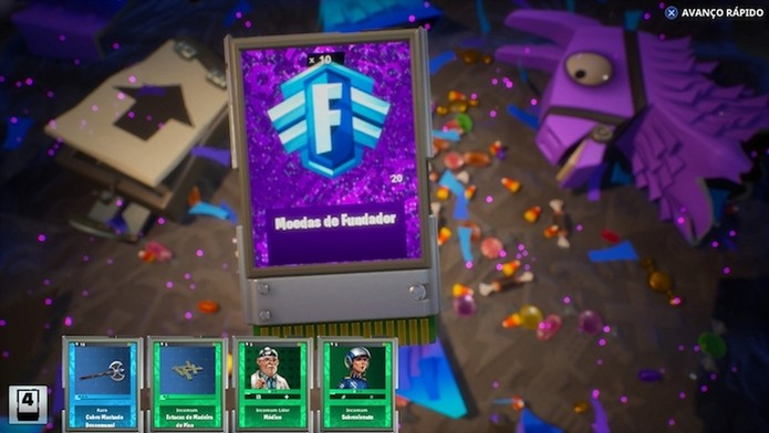 Fortnite (Foto: Reprodução/Victor Teixeira)