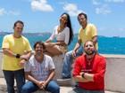 Ex-integrantes do Cheiro voltam ao RN para carnaval de Caicó