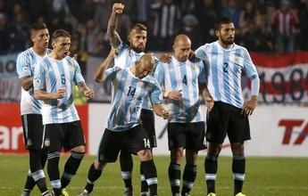 Argentina x Paraguai, vôlei de praia e Wimbledon na terça-feira do SporTV