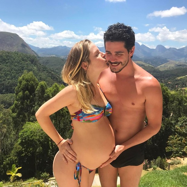Vitoria Frate e Pedro Neschling (Foto: Reprodução / Instagram)