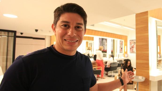 conca salao de beleza entrevista especial (Foto: Pedro Verissímo)