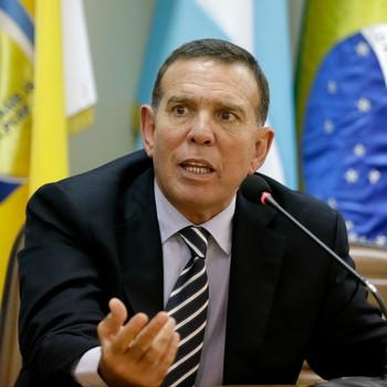 Juan Ángel Napout presidente Conmebol (Foto: AP)
