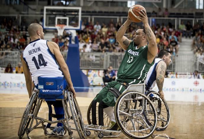 Brasil basquete cadeira de rodas Parapan Toronto (Foto: Daniel Zappe/MPIX/CPB)