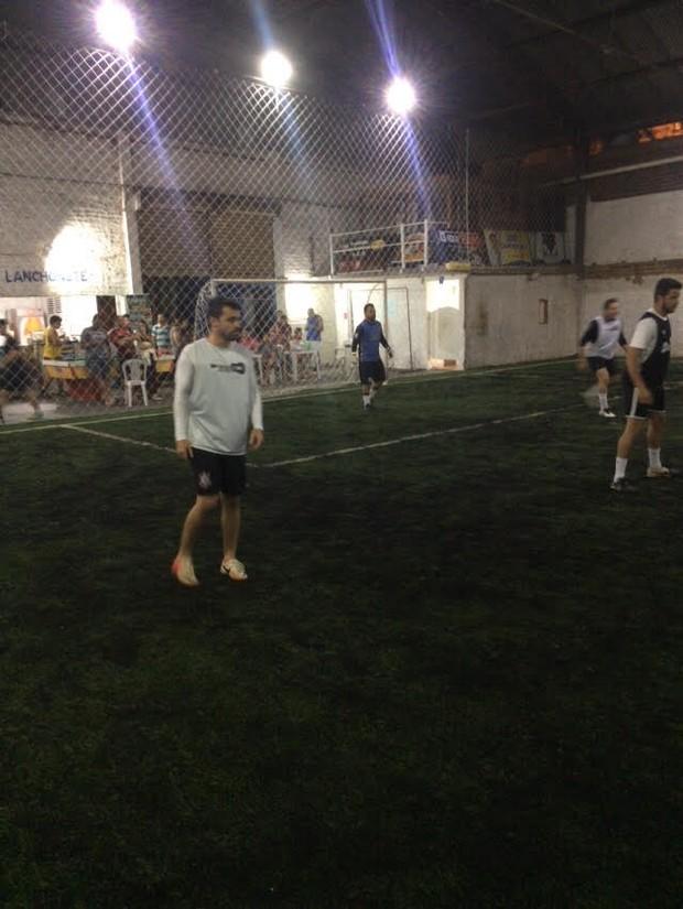 Futebol  (Foto: Arquivo Pessoal)