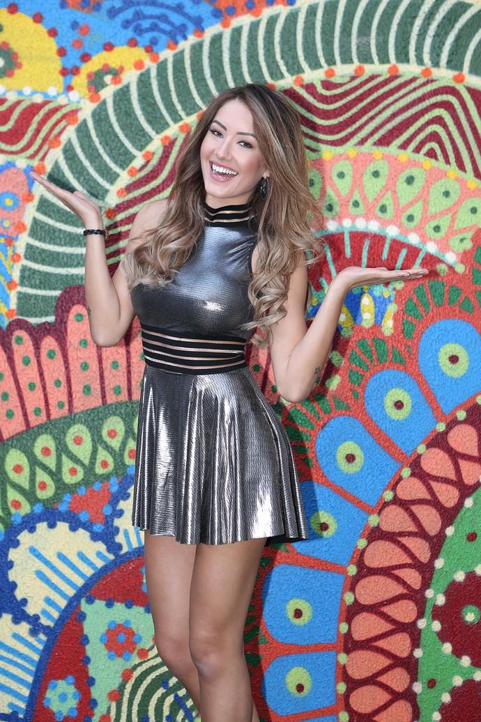Daiane de Paula, a nova bailarina do 'Domingão do Faustão' (Foto: Carol Caminha/Gshow)