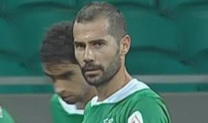 Zé Roberto zagueiro do Luverdense (Foto: Reprodução/Rede Globo)