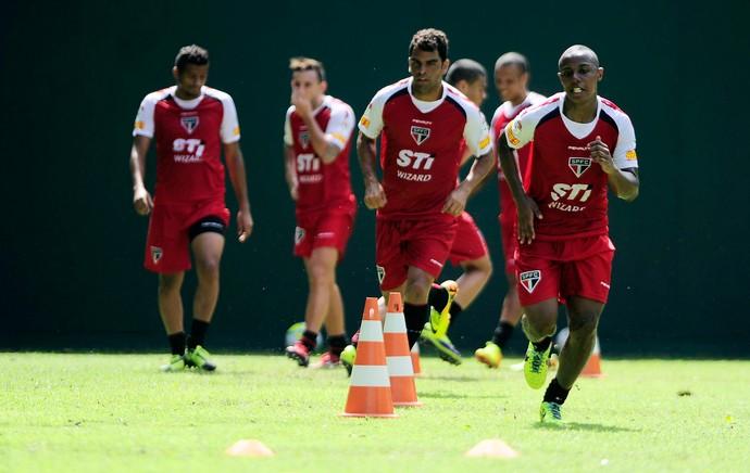 treino são paulo (Foto: Marcos Ribolli)