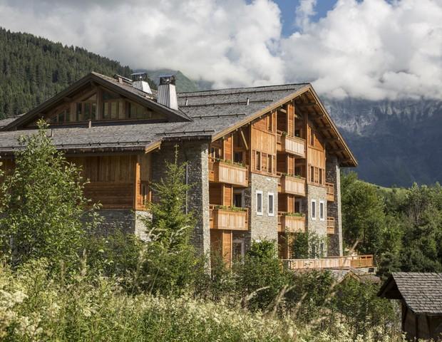 Four Seasons Hotel Megeve (Foto: reprodução)