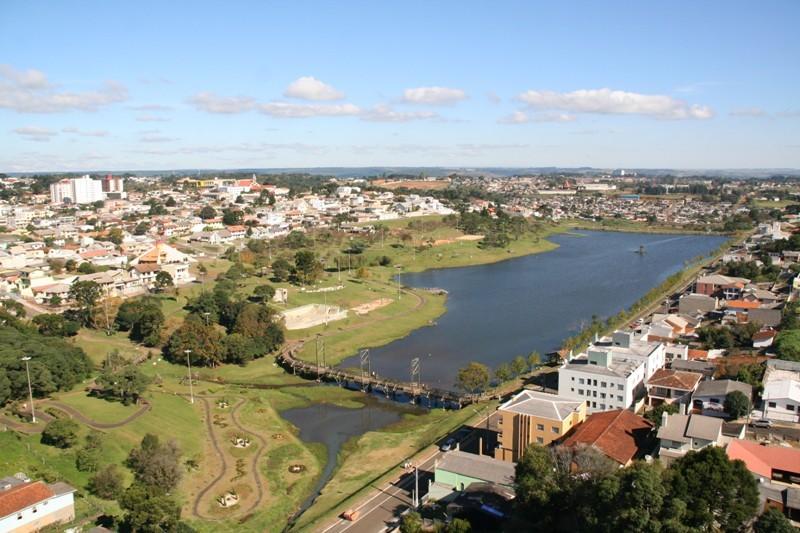 Parque do Lago recebe a Festa do Trabalhador no dia 1º de maio (Foto: Divulgação/Prefeitura)
