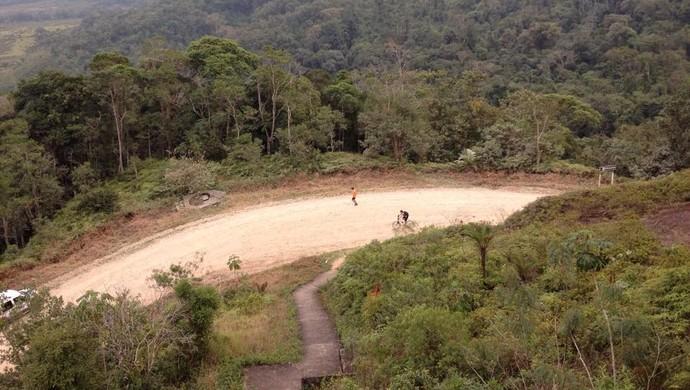 Ultramaratona entre Morretes e Guaraqueçaba no Paraná Eu Atleta (Foto: Gabriel Hamilko)