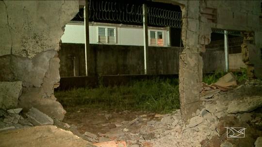 Vinte presos continuam foragidos do Complexo de Pedrinhas após explosão de muro
