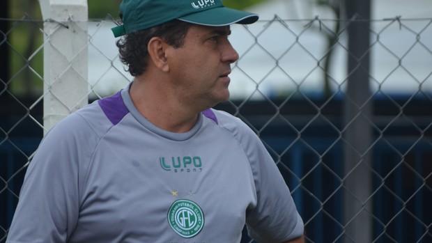 Zé Teodoro, técnico do Guarani (Foto: Murilo Borges)