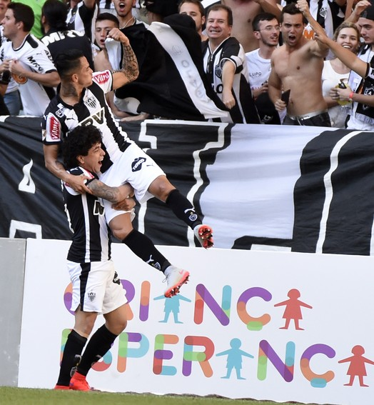 Festa no Maraca (André Durão / GloboEsporte.com)
