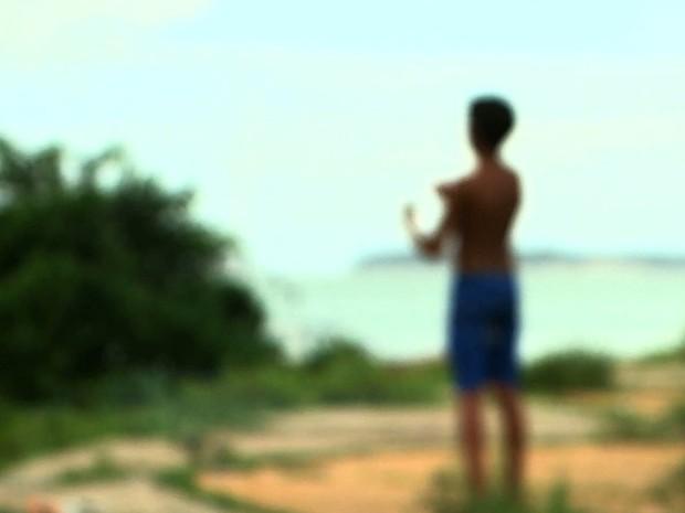 Relatório revela que MA é o 2ª estado com crianças em situação de pobreza no Brasil (Foto: Reprodução/TV Mirante)