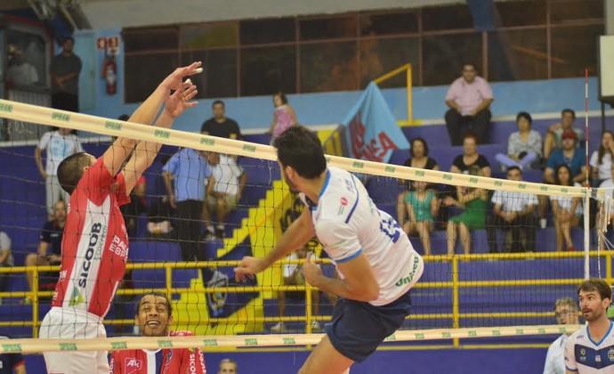 São José Voleisul Superliga Tênis Clube (Foto: Tião Martins PMSJC)