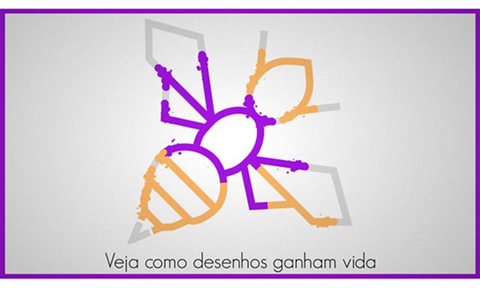 Lines é um game com ótimo visual e uma experiência rica ao usuário (Foto: Divulgação/Windows Phone Store)