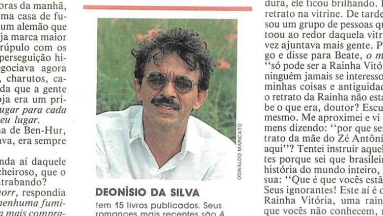 dionisio da silva (Foto: Reprodução)