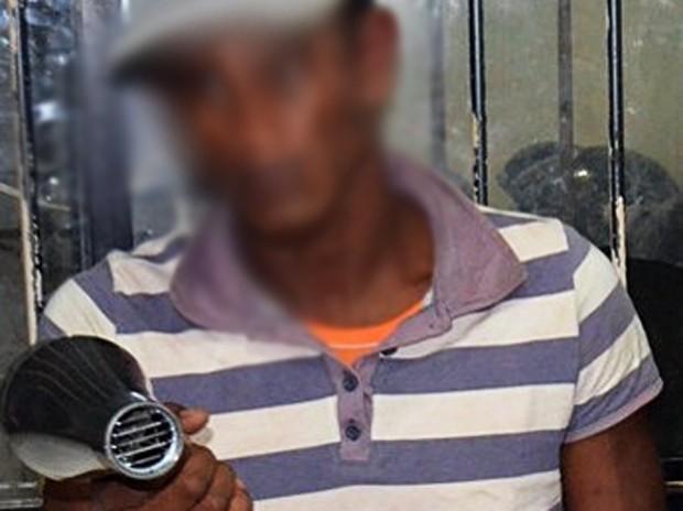 Assalto Secador Bahia (Foto: Divulgação/Polícia Militar)