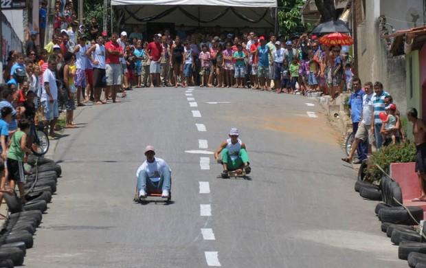 Corrida de Rolimã movimenta município da Grande Natal (Foto: Wendell Jefferson/Cedida)