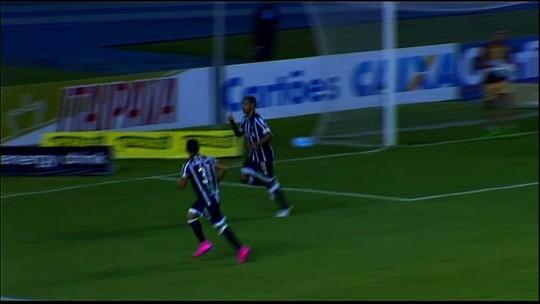 Arthur comemora gol decisivo e reforça compromisso do Ceará
