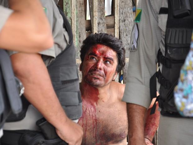 Suspeito de estupro negou crime disse ter sido confundido (Foto: Selmo Melo/ Arquivo pessoal)