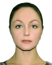 Anastasia Davydova Credencial Londres 2012 (Foto: Divulgação COI)