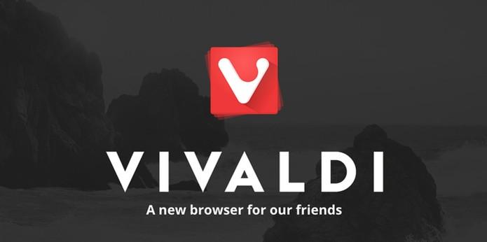 Vivaldi, navegador criado pelo co-fundador do Opera (Foto: Reprodução/André Sugai) (Foto: Vivaldi, navegador criado pelo co-fundador do Opera (Foto: Reprodução/André Sugai))