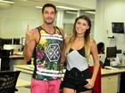 Ex-BBBs Diego e Fran comentam a estreia do 'BBB 17': 'Vai dar conflito'