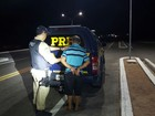 No RN, PRF captura três foragidos da Justiça