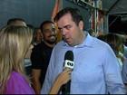 Gustavo Mendanha (PMDB) é eleito prefeito de Aparecida de Goiânia
