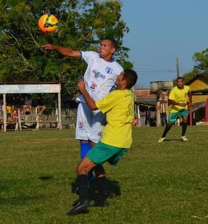 Cruzeiro do tangará x valência Porto Acre (Foto: Duaine Rodrigues)