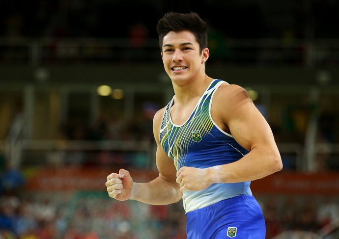 Arthur Nory na Olimpíada (Foto: Getty Images)