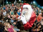Papai Noel cantor fará dois shows gratuitos em Piracicaba e Águas
