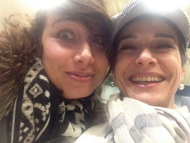 Funeral de Gaia Molinari será dia 17 de janeiro, diz mãe da italiana (Foto: Reprodução)