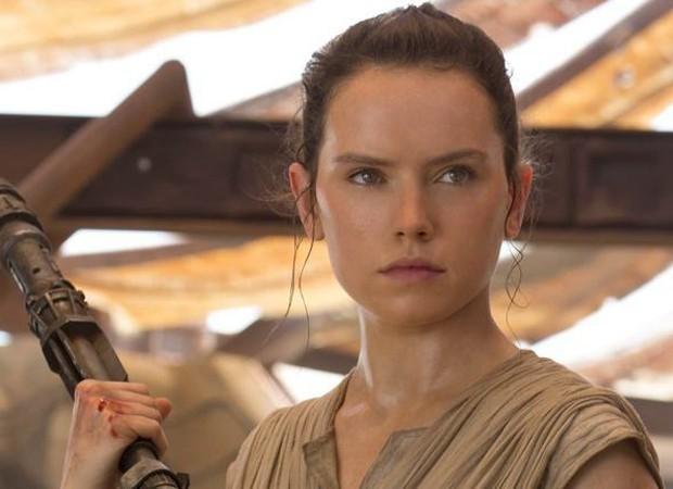 Rey é a protagonista do último filme lançado da saga Star Wars (Foto: Reprodução)