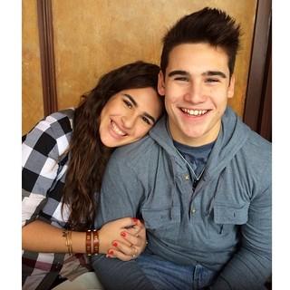 Livian Aragão posta foto com namorado (Foto: Reprodução Instagram)
