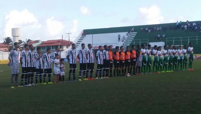 Coruripe x ASA - Alagoano (Foto: Everton Luiz/Arquivo Pessoal)