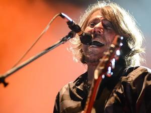 O cantor não deixou de fora todos os hits de sua carreira (Foto: Luciano Oliveira/G1)